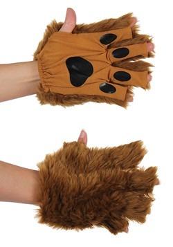 Brown Fingerless Paws