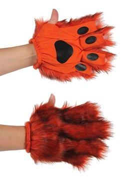 Orange Fingerless Paws