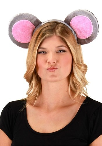 Mouse | Ears Headband & Tail Kit