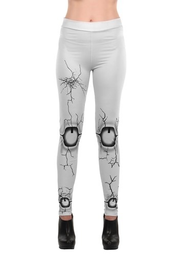 Broken Doll Leggings for Women