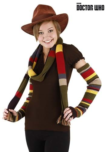 Doctor Who | Fourth Doctor Knit Arm Warmers