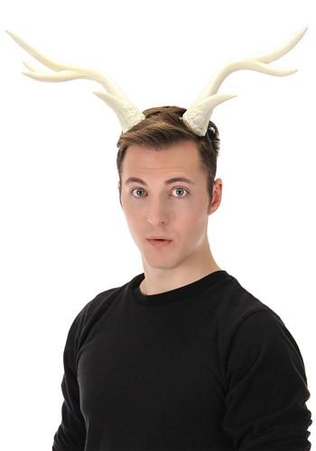 LumenHorns | Light-Up Deer Antlers White