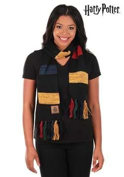 Hogwarts Heathered Knit Scarf
