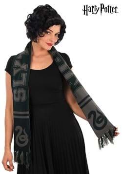 Slytherin Reversible Knit Scarf
