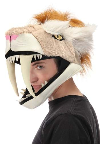 Click Here to buy Jawesome Hat Sabertooth from HalloweenCostumes, CDN Funds & Shipping