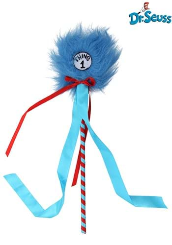 Dr Seuss | Thing 1&2 Pom Wand