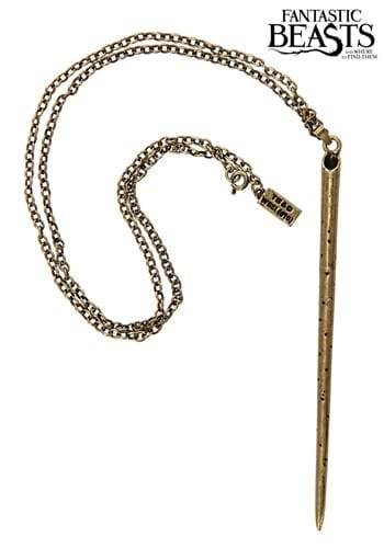 Newt Scamander Wand Prop Necklace