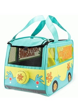 Buckle-Down Pet Carrier Scooby Doo The Mystery Machine