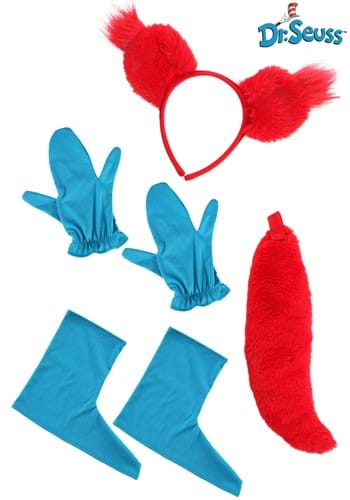 Dr. Seuss Fox in Socks Costume Accessory Kit