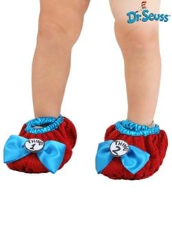 Thing 1&2 Costume Shoe Covers Kids 3-6
