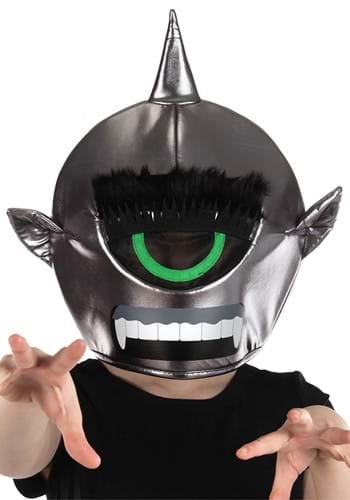 Cyclops Plush Costume Hat
