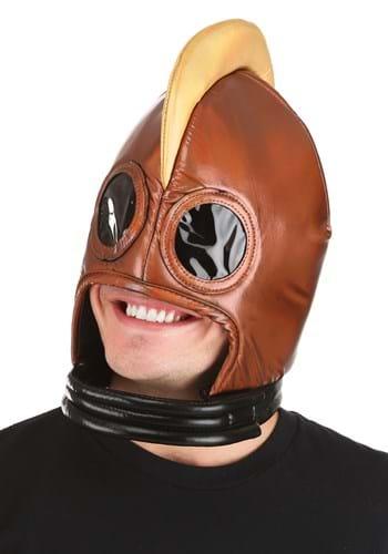 Retro Robot Costume Helmet