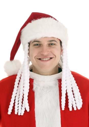 Dread Plush Santa Hat