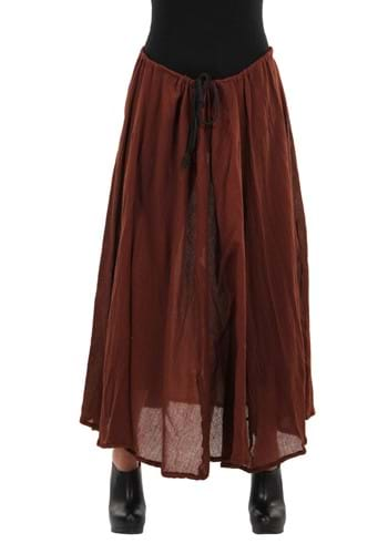Pirate Parachute Skirt Brown