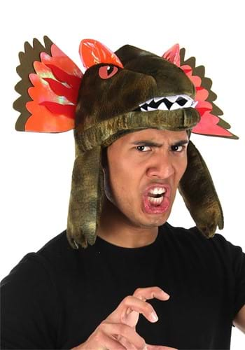 Click Here to buy Dilophosaurus | Sprazy Toy Hat from HalloweenCostumes, CDN Funds & Shipping