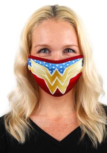 Face Mask Wonder Woman