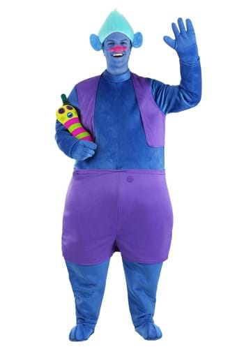 Biggie Costume from Trolls for Plus Size Adults