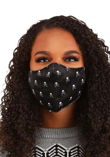 Pirate Sublimated Adult Face Mask