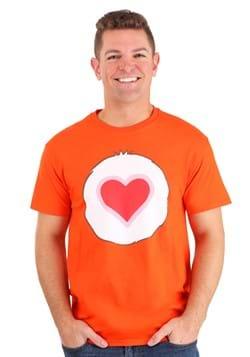 Tenderheart Bear Adult Unisex Costume T-Shirt Alt 1