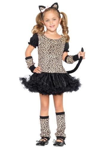 Child Tutu Cat Costume