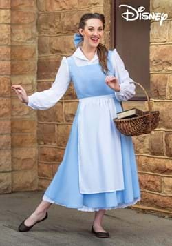 Beauty and the Beast Belle Blue Costume Dress for Women