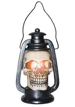 Light up Skull Lantern