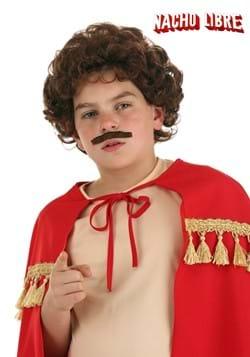 Child Nacho Libre Wig and Mustache