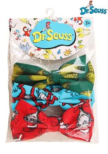 Dr. Seuss Costume Bow Tie Set