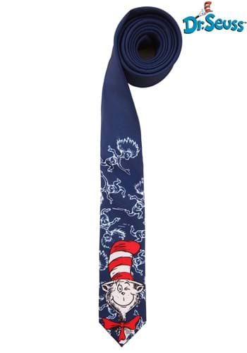 The Cat in the Hat Character Adult Necktie