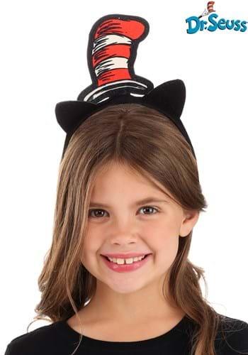 Dr. Seuss Cat in the Hat Glitter Headband