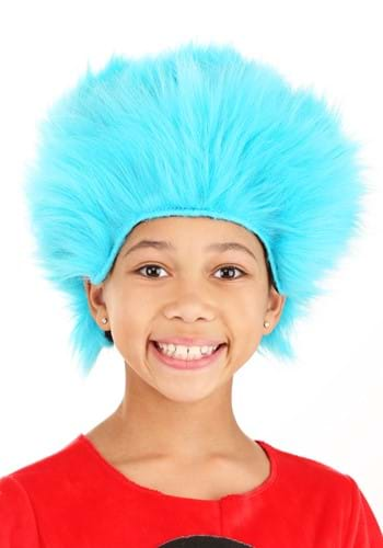 Thing 1 & 2 Child Wig