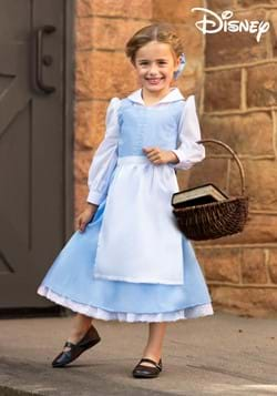 Beauty and the Beast Belle Blue Dress Costume for Toddlers