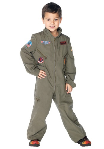 Click Here to buy Boys Top Gun Costume from HalloweenCostumes, CDN Funds & Shipping