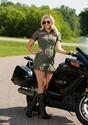 Women's Top Gun Flight Dress Alt 8