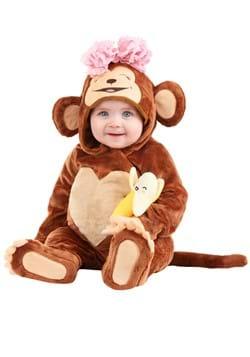 Infant Cutie Monkey Costume