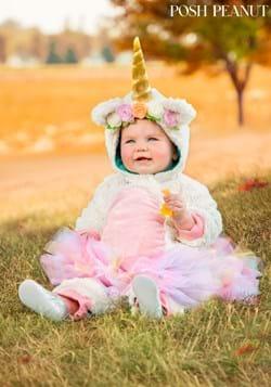 Posh Peanut Eleanor Unicorn Costume for Infants Posh