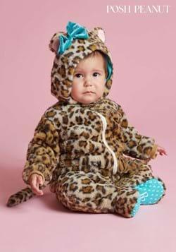Posh Peanut Infant Lana Leopard Costume Posh