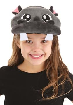 Hippo Plush Headband