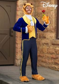 Beauty and the Beast Beast Costume for Adults