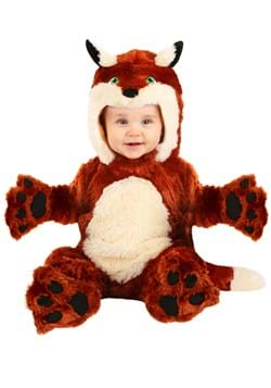 Plush Fox Costume for Infants