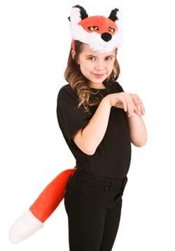 Fox Plush Tail and Headband Kit