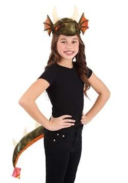 Dragon Plush Headband & Tail Kit