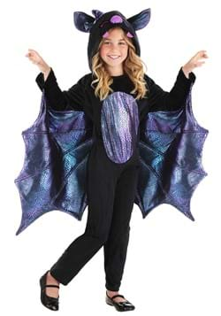 Kid's Shiny Bat Costume