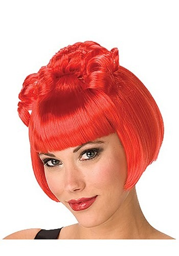 Adult Gothic Red Wig