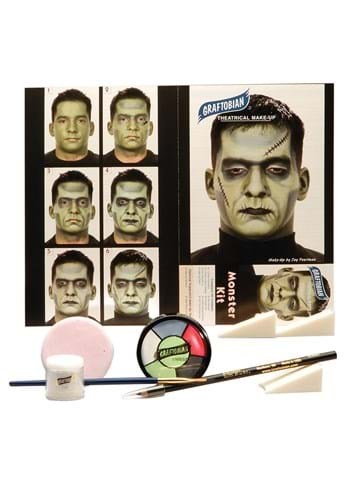 Click Here to buy Adult Deluxe Monster Makeup Kit from HalloweenCostumes, CDN Funds & Shipping