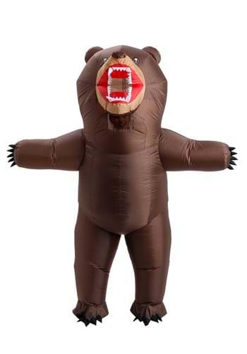 Inflatable Adult Bear Costume