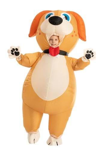 Kids Inflatable Dog Costume