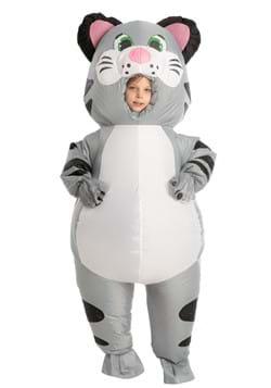 Inflatable Child Cat Costume