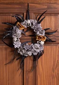 Gothic Halloween Wreath