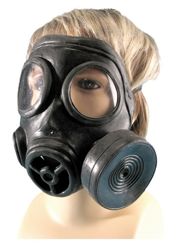 Click Here to buy Military Style Gas Mask from HalloweenCostumes, CDN Funds & Shipping